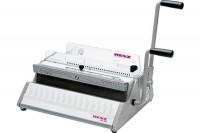 RENZ Bindemaschine RW 360 A4, 27310000, grau 330x560x180mm