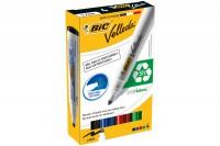 BIC Marker Velleda 1701 1,5mm, 904941, 4er Etui