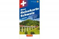 HALLWAG Neue Reisekarte, 382830001, Schweiz  1:200'000