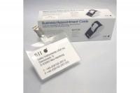 SEIKO Visiten-Karten 57x89mm, SLP-FCS2, weiss, 130g, 1x600 Karten