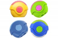 WESTCOTT Spitzer/Radierer, E-2600400, farbig ass.