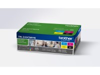 BROTHER Toner Multipack CMYK HL-L3210CW 1000 Seiten