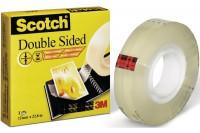 SCOTCH Tape 665  12mmx23m, 6651223K, doppelseitig