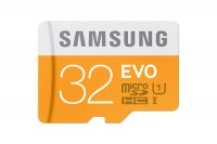 SAMSUNG MEMORY Micro-SDHC Card Evo 32GB, MB-MP32GA, with Adapter Class 10 95MB/s