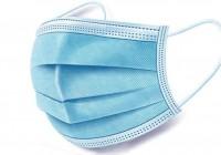 Mund-Nasen-Schutz / OP-Maske EN 14683, zertifizierte Qualitätsware, 50 Stück