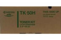 KYOCERA Toner-Kit schwarz FS-1900 15'000 Seiten, TK-50H