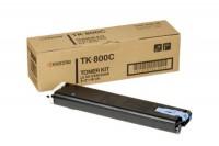 KYOCERA Toner-Kit cyan FS-C8008N 10'000 Seiten, TK-800C