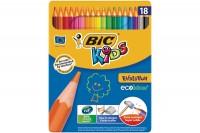 BIC Farbstifte Kids Evolution, 8902881, assortiert 18 Stück