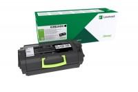 Lexmark Toner-Kit Return Program Kartonage schwarz High-Capacity plus 45000 Seiten (63B2X00)