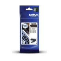 Brother Tintenpatrone schwarz 6000 Seiten (LC-3239XB)