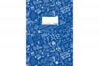HERMA Heftschoner  A4, 19404, blau