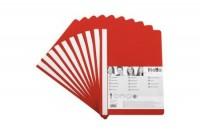 BIELLA Schnellhefter PP A4, 41702001, rot  10 Stück