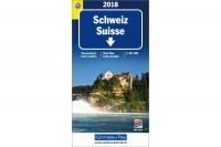 HALLWAG Schweiz TCS 2018, 325901094,