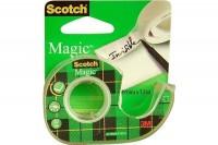 SCOTCH Magic Tape 810 19mmx7.5m, 8-1975D, auf Abroller