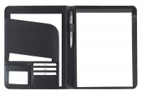 *inaktiv RIDO IDE Schreibmappe A4, 70-72 367, schwarz