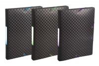 DUFCO Ablagebox Vogue, 51500.031, schwarz/violett, 30mm