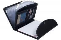 IDÉ EXACTIVE Exafolio 275x335mm, 55834E, schwarz