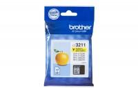 Brother Tintenpatrone gelb 200 Seiten (LC-3211Y)